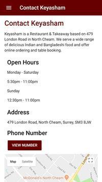 Keyasham Indian Restaurant in North Cheam screenshot 3