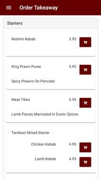 Spicy Kalkata Club Restaurant in Gloucester screenshot 3
