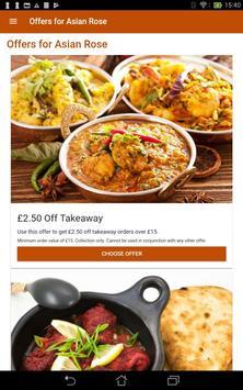 Asian Rose Indian Restaurant & Takeaway screenshot 14