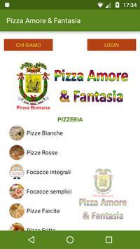 Pizza Amore e Fantasia poster