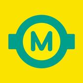 KakaoMetro - Subway Navigation आइकन