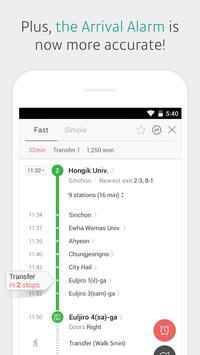 KakaoMetro - Subway Navigation apk स्क्रीनशॉट