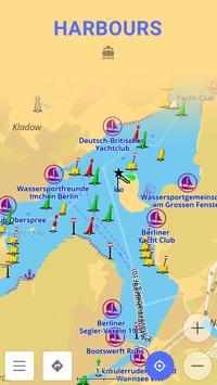 Nautical Charts — OsmAnd apk screenshot
