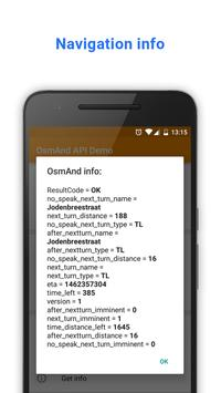OsmAnd API Demo screenshot 1
