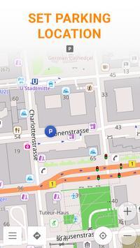 Parking Plugin — OsmAnd poster