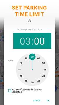 Parking Plugin — OsmAnd apk screenshot