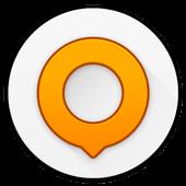 Maps & GPS Navigation — OsmAnd أيقونة