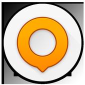 Maps & GPS Navigation — OsmAnd 圖標