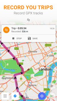 Maps & GPS Navigation — OsmAnd apk 截图