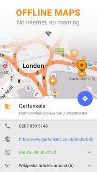 Mapy i GPS Nawigacja — OsmAnd plakat
