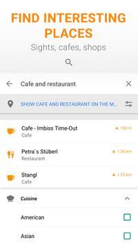 Mapy i GPS Nawigacja — OsmAnd apk zrzut ekranu