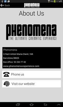 Phenomena Experience apk screenshot