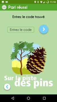 Sur la Piste des Pins apk screenshot