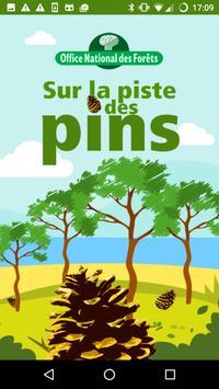Sur la Piste des Pins poster