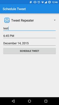Repeater for Twitter (Unreleased) apk screenshot