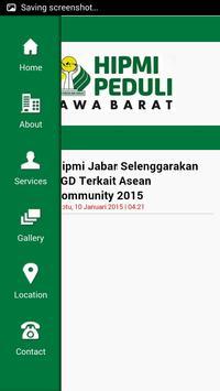 HIPMI Peduli Jabar screenshot 2