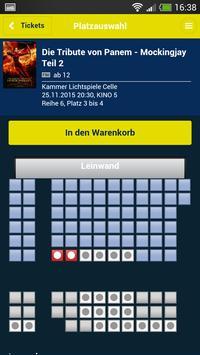 Kammer Lichtspiele Celle screenshot 3