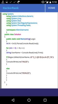 C# HackerRank for Android - APK Download