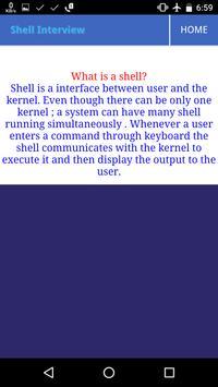 Shell Interview questions screenshot 1