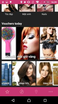 HairViet - Salon Tóc Việt Nam apk screenshot