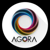 Agora icon