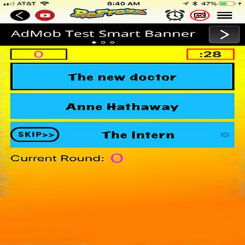 RePhrase Game (Unreleased) screenshot 1