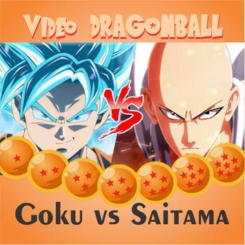 Video Dragon Ball: Son Goku vs Saitama poster