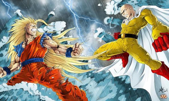 Video Dragon Ball: Son Goku vs Saitama screenshot 1