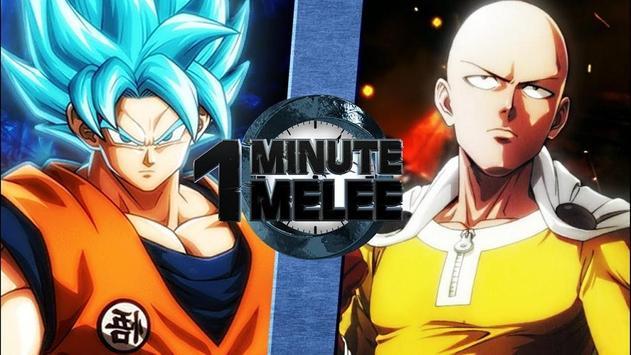 Video Dragon Ball: Son Goku vs Saitama screenshot 2