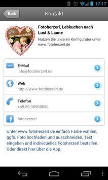 Fotoherzerl apk screenshot
