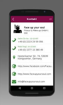 Face up your soul apk screenshot