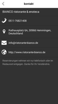 ristorante-bianco apk screenshot