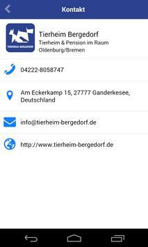 Tierheim Bergedorf screenshot 5