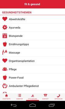 Gesundheit & Wellness Münster apk screenshot