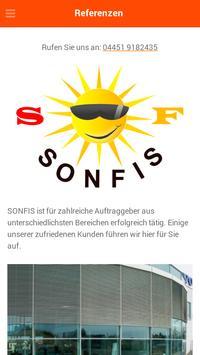 SONFIS apk screenshot