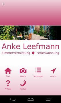 Anke Leefmann poster