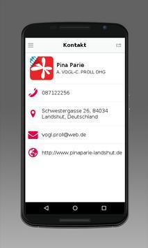 Pina Parie Bayern screenshot 3