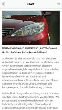 Hermann Lanfer Mineralöle GmbH apk screenshot
