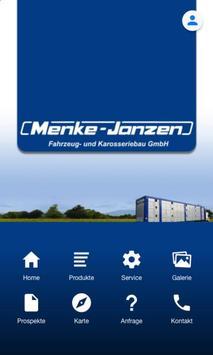 Menke-Janzen GmbH poster