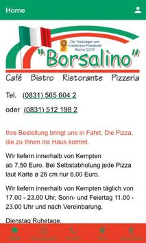 Pizza Karte.Pizza Borsalino Kempten For Android Apk Download