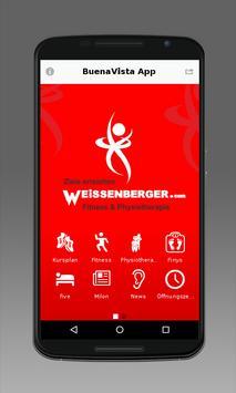 BuenaVista Weissenberger poster