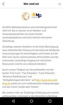 eine-welt-shop.de screenshot 1