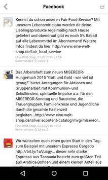 eine-welt-shop.de screenshot 2