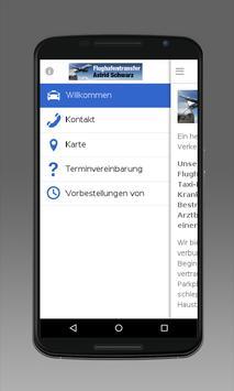 Flughafentransfer Schwarz screenshot 4