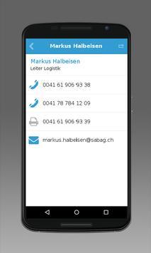 SABAG Basel apk screenshot