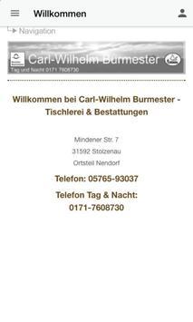 Carl-Wilhelm Burmester screenshot 1