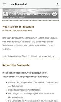 Carl-Wilhelm Burmester screenshot 2