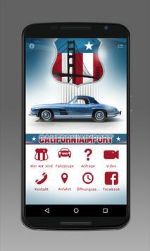 Californiaimport GmbH poster