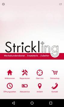 Strickling poster