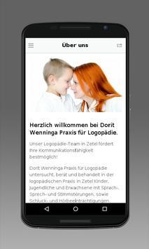 Praxis für Logopädie Wenninga apk screenshot